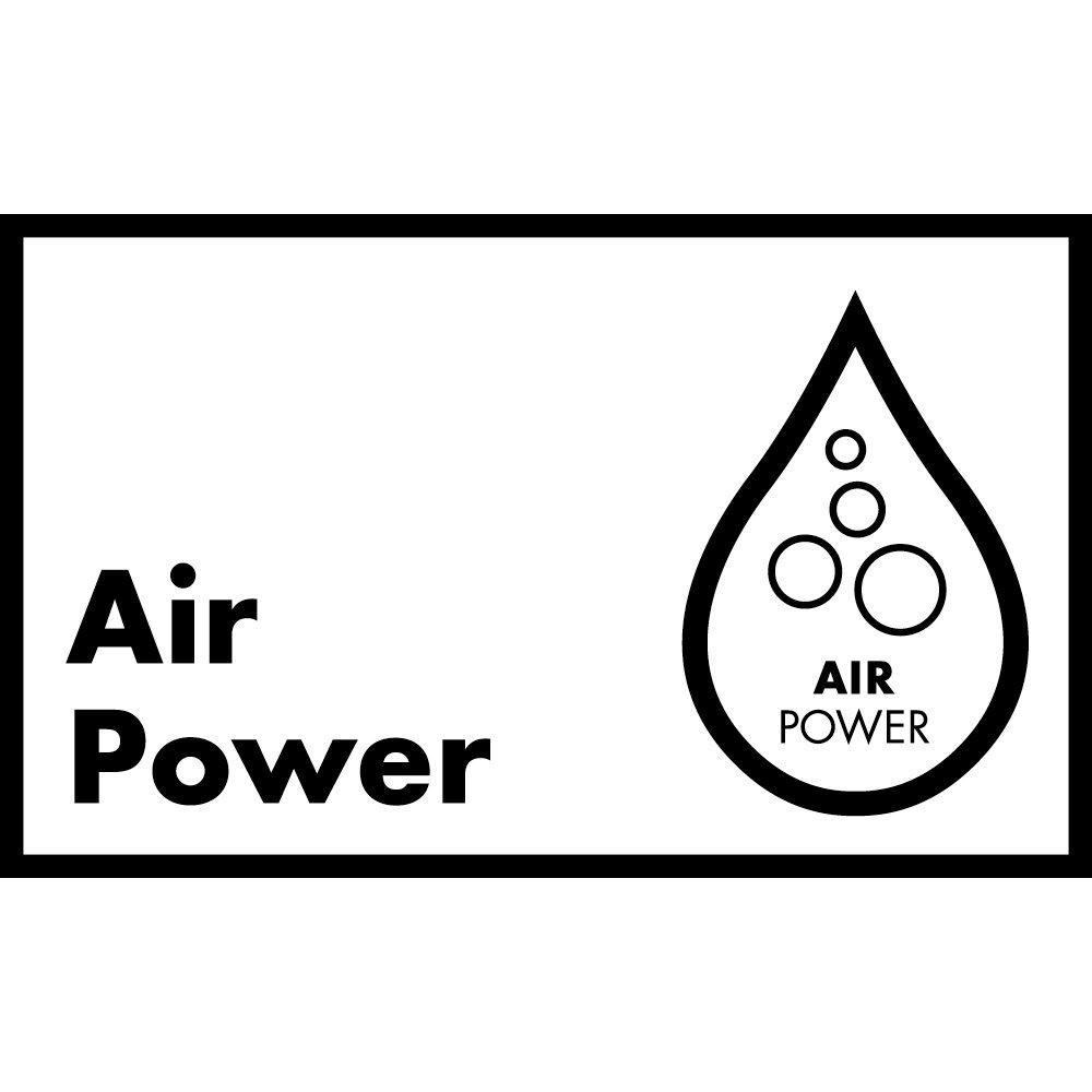 Hansgrohe 27380001 Raindance E 240 AIR 1-Jet Showerhead