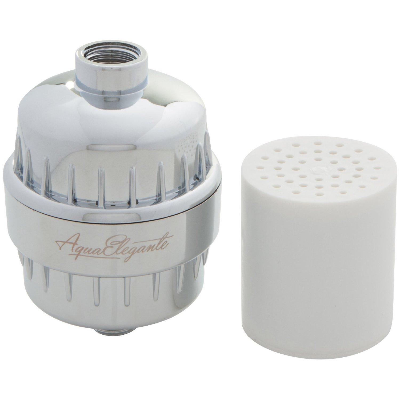 Aqua Elegante High Output Luxury Shower Filter