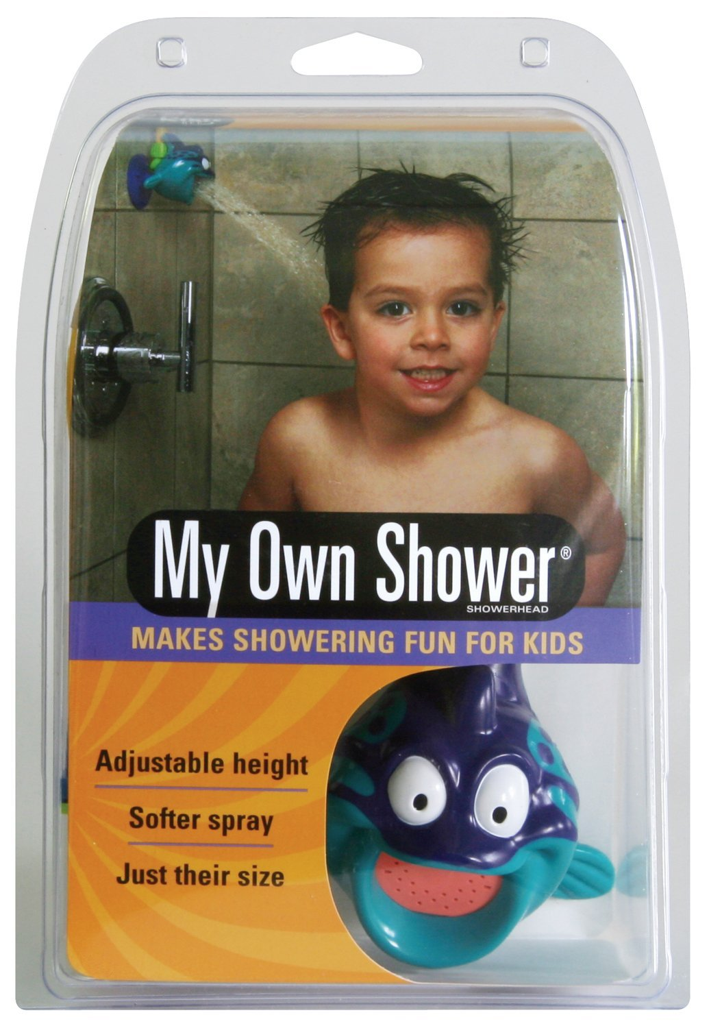 GINSEY INDUSTRIES 4210 My Own Child Shower Head