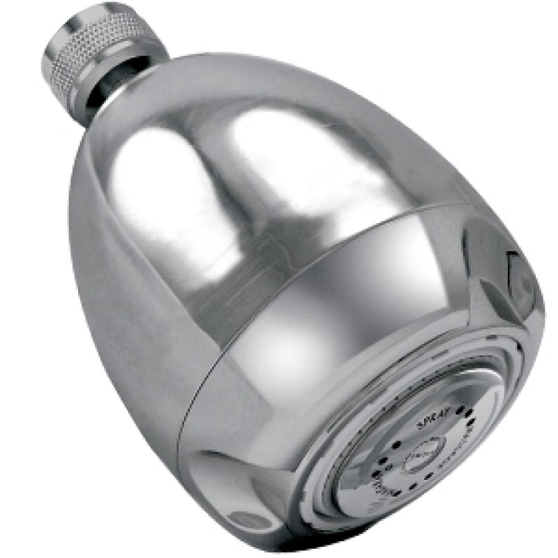 Niagara N2917CH Earth Massage 1.75 GPM shower head