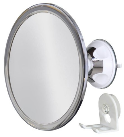Upper West Collection 3x Magnification No Fog Shower Mirror