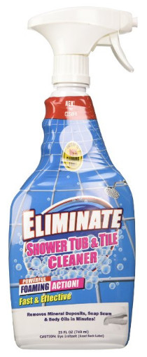 Eliminate Shower, Tub & Tile Cleaner