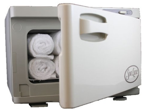 Spa Luxe Mini Hot Towel Cabinet Towel Cabi (SL8)