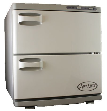 Hot Towel Cabinet - Double Towel Warmer (SL32)