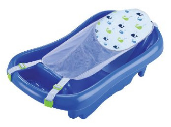 Deluxe Newborn To Toddler Tub from The First Years