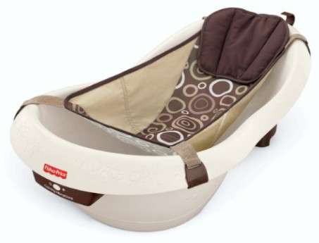 Calming Waters Vibration Bathing Tub from Fisher-Price