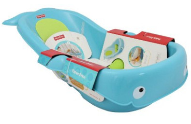 Precious Planet Whale of a Tubfrom Fisher-Price