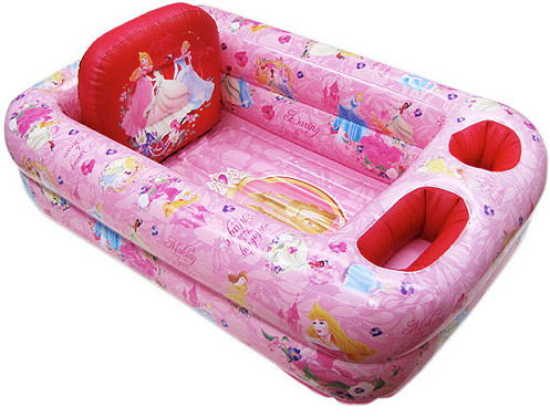 Inflatable Bathtub from Disney