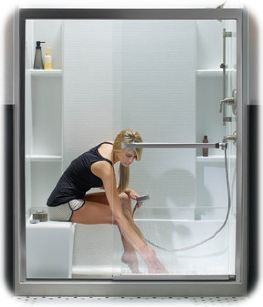 Guide to the Best Sliding Shower Doors – Framed & Frameless