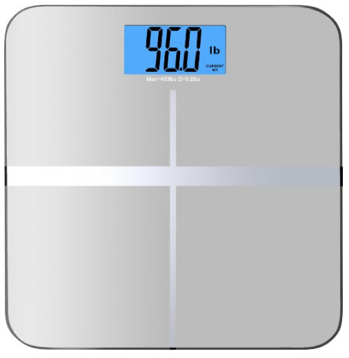 BalanceFrom High Accuracy Premium Digital Bathroom Scale