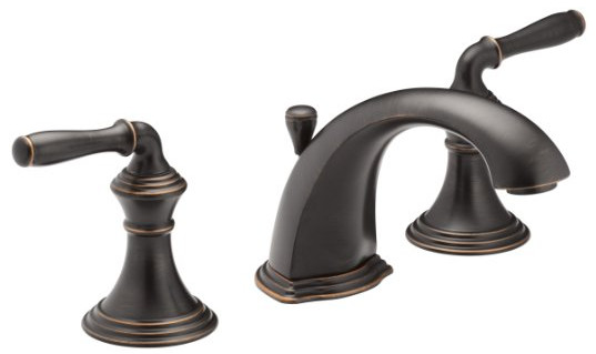 Devonshire Two-Handle Widespread Lavatory Faucet from Kohler