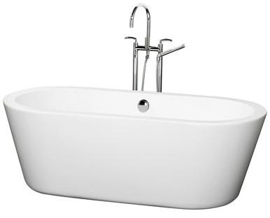 Mermaid Soaking Bathtub
