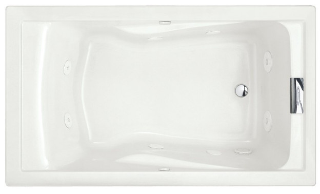 American Standard Evolution Whirlpool Bath Tub