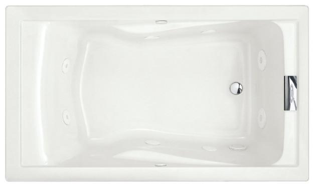 American Standard Evolution Whirlpool Bath Tub