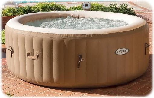 Intex PureSpa Bubble Massage Portable Hot Tub