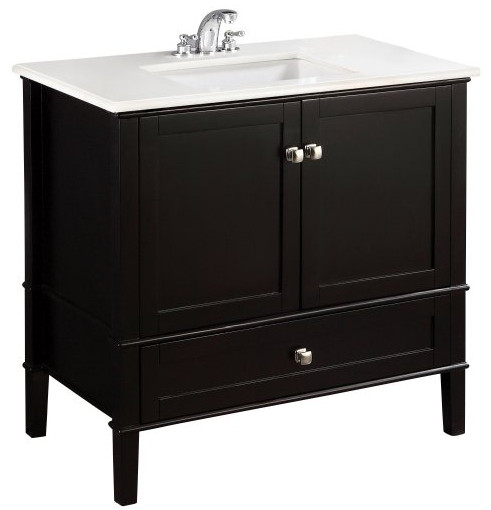 Chelsea Bath Vanity from Simpli Home