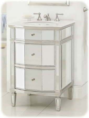 Ashlie Bathroom Vanity from Chans Furniture