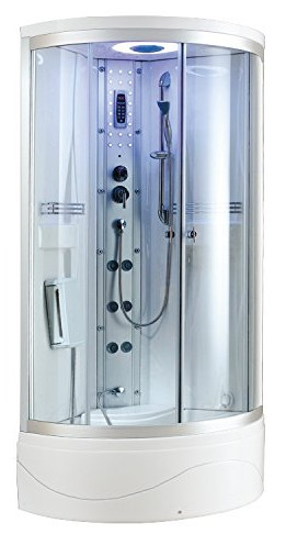 ARIEL Steam Shower from Oceanus