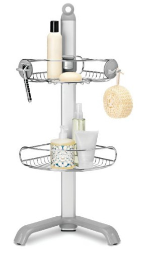 Simplehuman Adjustable Corner Shower Caddy