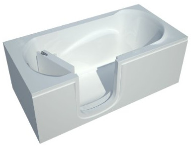 Soaking Walk-In Bathtub from Spa World Venzi