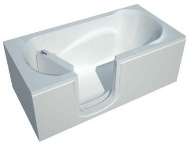 Soaking Walk-In Bathtub from Spa World Venzi