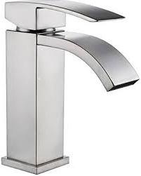 Waterfall Bathroom Vanity Sink Faucet from KES®