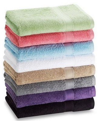 Extra-Absorbent Bath Towels from CrystalTowels