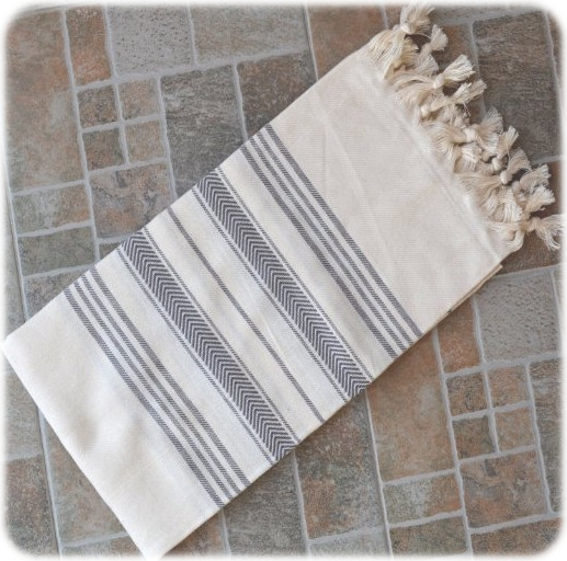 Turkish Towel Peshtemal from Dandelion Textile