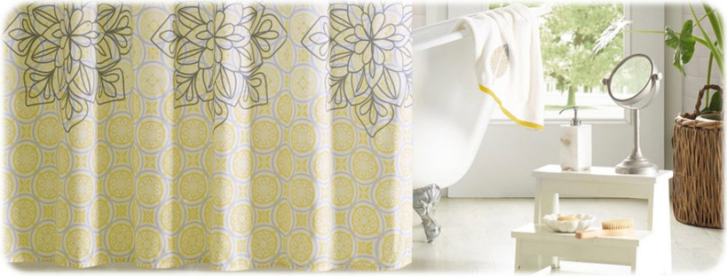 Curtains Ideas cloth shower curtain : Best Shower Curtains To Enhance The Decor Of Your Bathroom