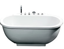 Ariel Bath Whirlpool Tub