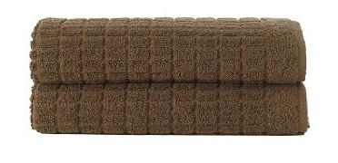 Turkish Cotton Luxury Bath Mat from Berrnour Home