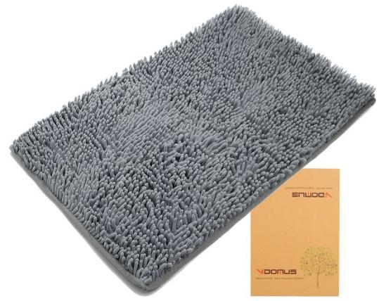 Non-slip Microfiber Bath Mat from VDOMUS