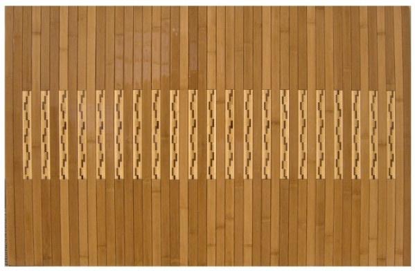 Bamboo Kitchen and Bath Mat from Anji Mountain