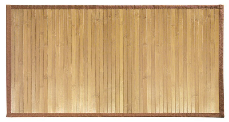 Bamboo Floor Mat from InterDesign