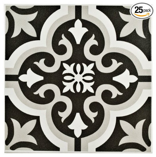 Barbara Ceramic Floor and Wall Tile from SOMERTILE