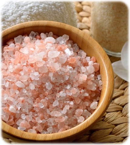 Himalayan Pink Crystal Bath Sea Salt from The Spice Lab