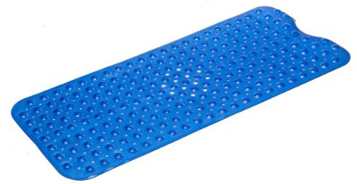 Anti-Bacterial Slip-Resistant Bath Mat from Simple Deluxe