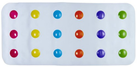 Dandy Dots Bath Mat from Munchkin