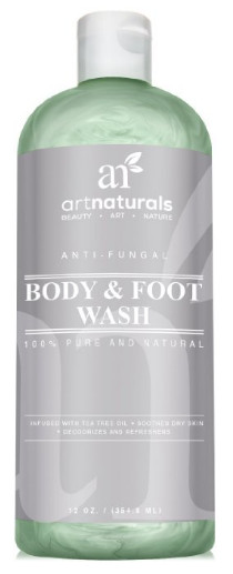 Antifungal Soap with Tea Tree Oil from ArtNaturalis