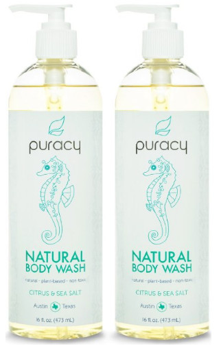 Natural Body Wash from Puracy