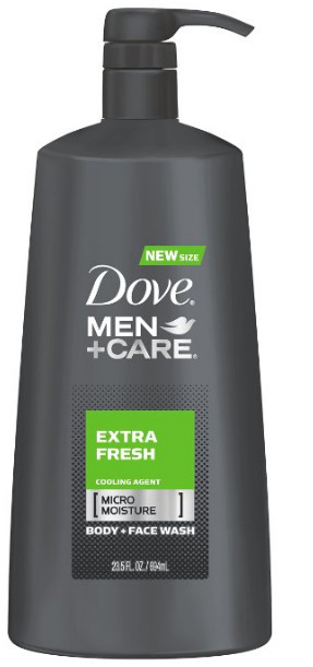 Men+Care Body Wash from Dove