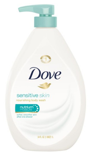Sensitive Skin Body Wash from Dove