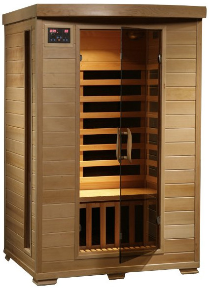 Deluxe Infrared Sauna from Radiant Saunas