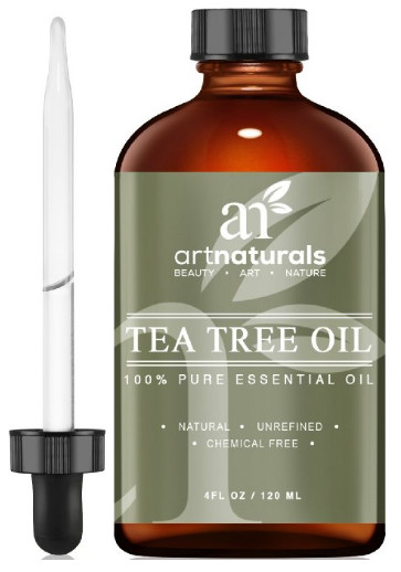 Tea Tree Essential Oil from Art Naturals