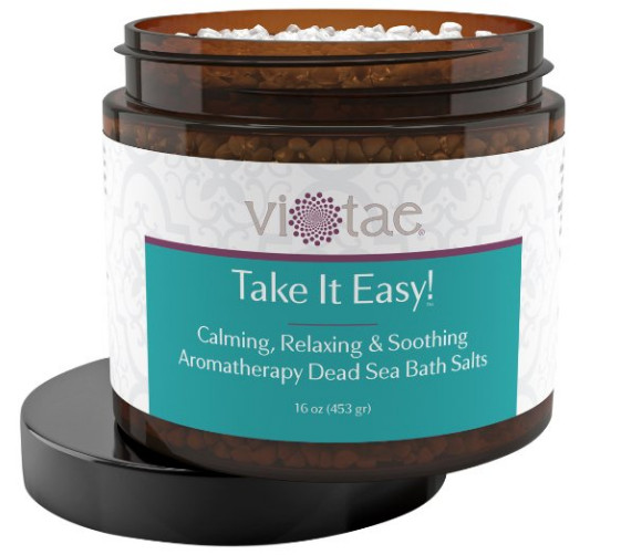Take It Easy Bath Salts from Vi-Tae