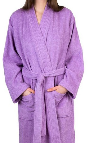 Turkish Cotton Robe from TowelSelections