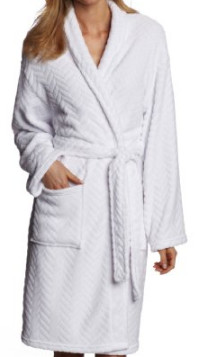 Plush Robe from Seven Apparel