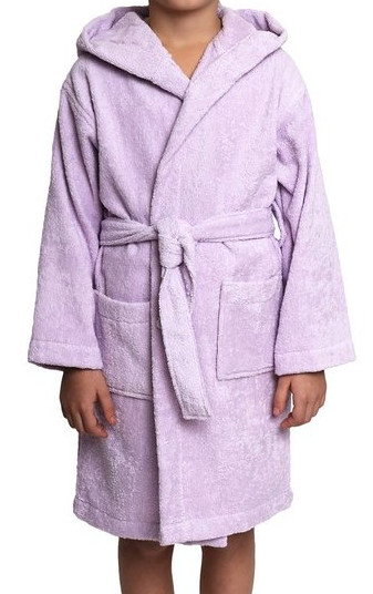 Kids Terry Bathrobe from TowelSelections