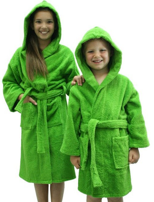 Kids Terry Cloth Robe from TowelRobes