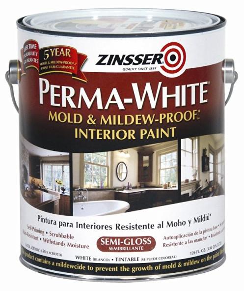 Perma-White Mold & Mildew Proof Interior Paint from Rust-Oleum